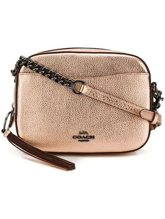 Coach crossbody camera bag