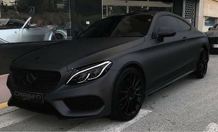 matte car