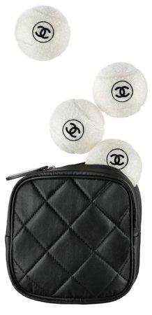 Chanel tennis balls