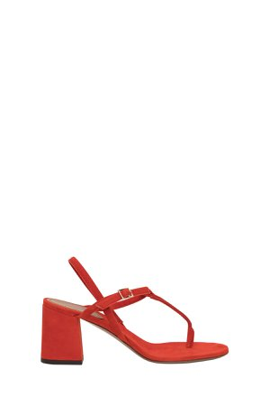 LAutre Chose Thong Sandals In Suede