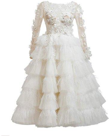 MATSOUR'I - Jacqueline Midi Dress