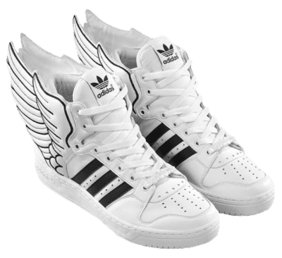white shoes png filler