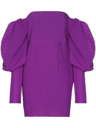 Solace London Skye Mini Dress - Farfetch