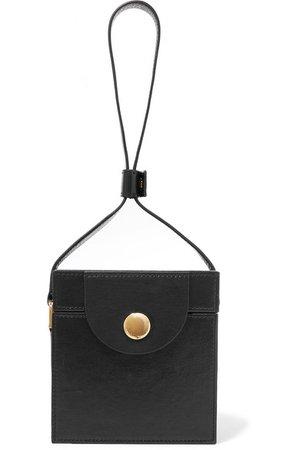 Hillier Bartley | Leather clutch | NET-A-PORTER.COM