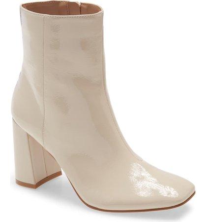 Steve Madden Taryn Block Heel Bootie (Women) | Nordstrom
