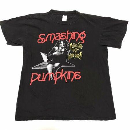 Vintage 1995 The Smashing Pumpkins Meloncollie and Infinite Sadness Tour T Shirt | eBay
