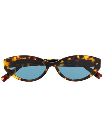 Max Mara cat-eye Sunglasses - Farfetch