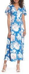 Verona Crepe Maxi Dress