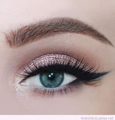 Eye Makeup - Instagram post by Makeup Ideas • Mar 13, 2017 at 4:38pm UTC ❤ liked on Polyvore featuring beauty products and… | Tartelette in bloom looks | Makeup looks, Makeup, Eye makeup