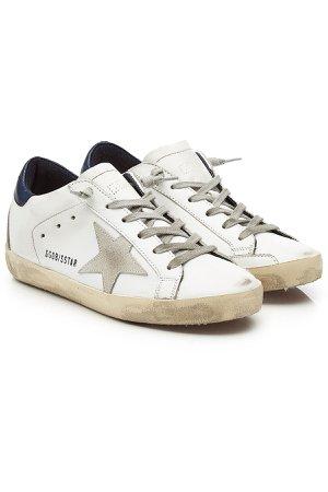 Super Star Leather Sneakers Gr. EU 39