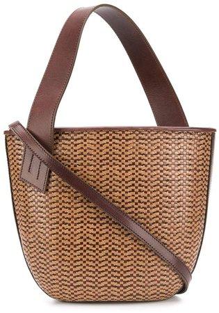 Tl 180 Saigon woven style shoulder bag