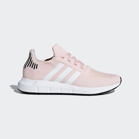 adidas Swift Run Shoes - Pink | adidas US