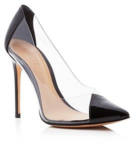 Women's Cendi Patent Leather High-Heel Pumps