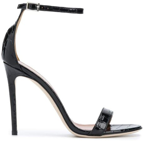 Open Toe Heeled Sandals