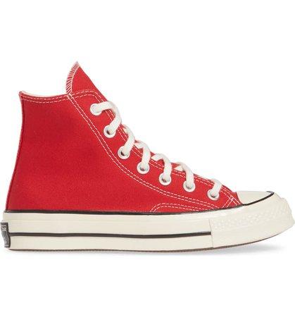 Converse Chuck Taylor® All Star® Chuck 70 High Top Sneaker (Women) | Nordstrom