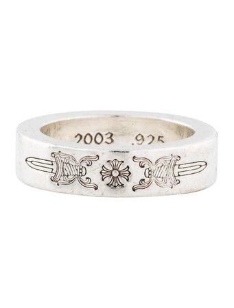 Chrome Hearts Dagger Spacer Ring - Rings - CHH26191