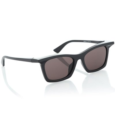 Rim Rectangular Sunglasses | Balenciaga - Mytheresa