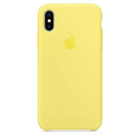 iPhone X-szilikontok – égkék - Apple (HU)