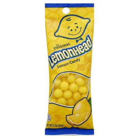 Ferrara Candy Lemonhead Candy, 3 oz - Walmart.com