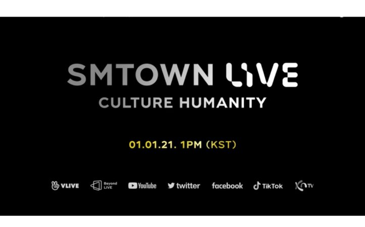 SMTOWN LIVE Culture Humanity