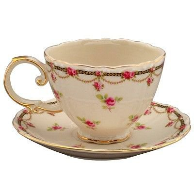 victorian cups