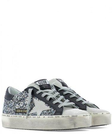 Ladies Hi Star Multicolor Sneakers