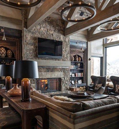 Ski Chalet Decor - Home Decorating Ideas