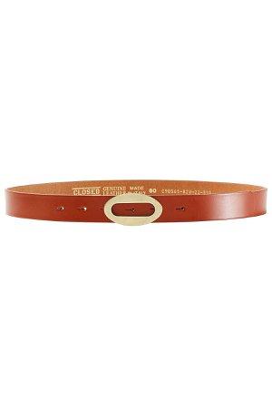 Leather Belt Gr. 90