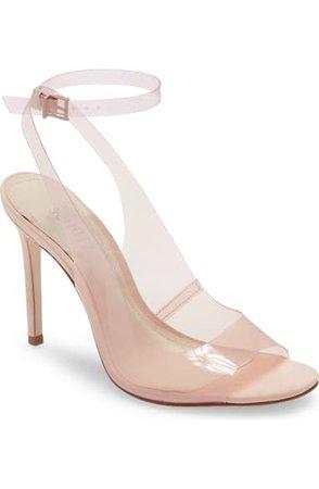 Schutz Eryka Ankle Strap Sandal (Women) | Nordstrom