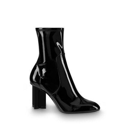 Silhouette Ankle Boot - Shoes | LOUIS VUITTON