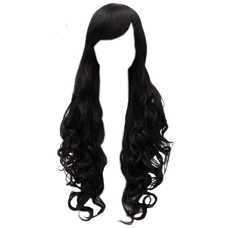 Black Hair PNG Photo | PNG Arts