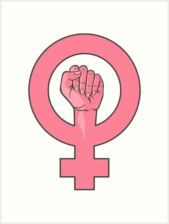 feminist symbol
