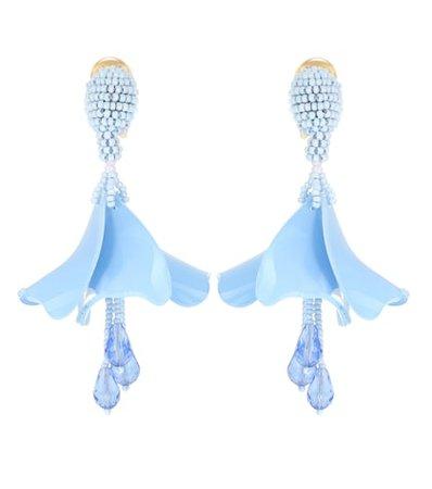 Impatiens Mini earrings