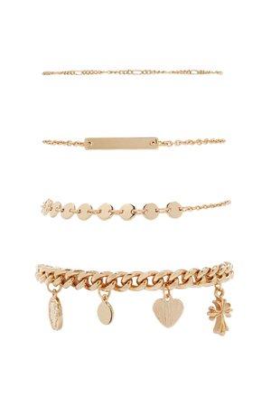 Charm Bracelet Set | Forever 21