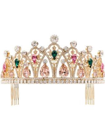 Dolce & Gabbana Tiara Con Cristales - Farfetch