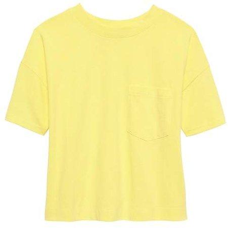 JAPAN EXCLUSIVE Cotton Boxy T-Shirt