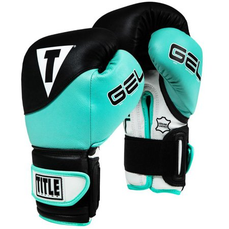 TITLE GEL Suspense V2T Training Gloves   TITLE Boxing Gear