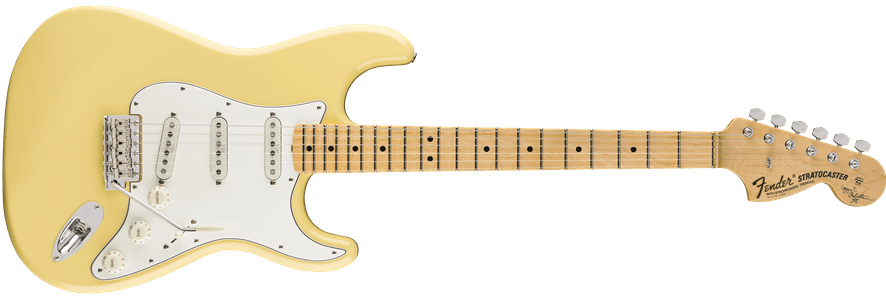 Yngwie Malmsteen Signature Stratocaster® | Artist Series | Fender® Custom Shop