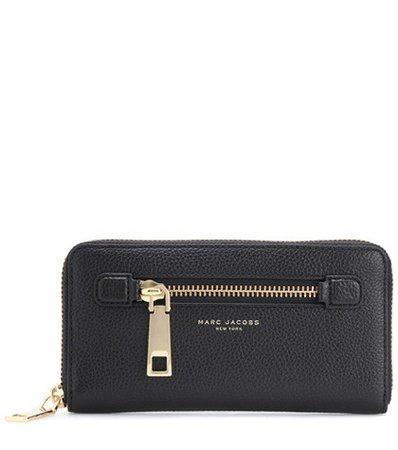 Gotham leather wallet