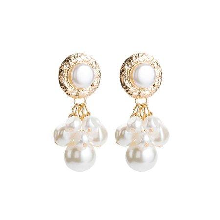 JESSICABUURMAN – TINKA Pearls Earrings - Pair