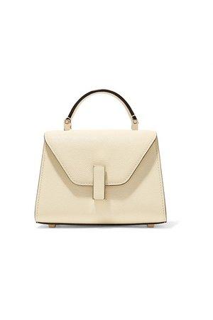 Valextra | Iside Micro textured-leather shoulder bag | NET-A-PORTER.COM