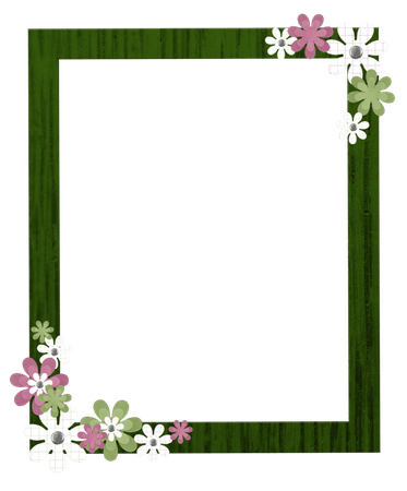 Green Border Frame PNG Clipart Vector, Clipart, PSD - peoplepng.com