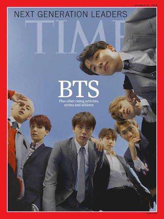 BTS times magazine