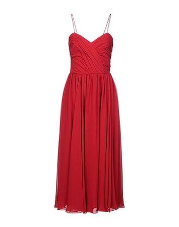 MAX MARA Midi Dress - Women MAX MARA Midi Dress online on YOOX United States - 15044205TV