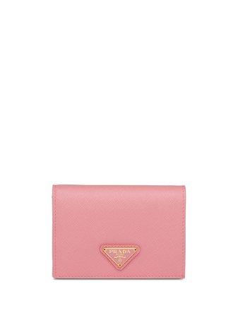Prada Small bi-fold Wallet - Farfetch