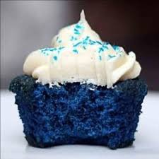 blue cupcakes - Google Search