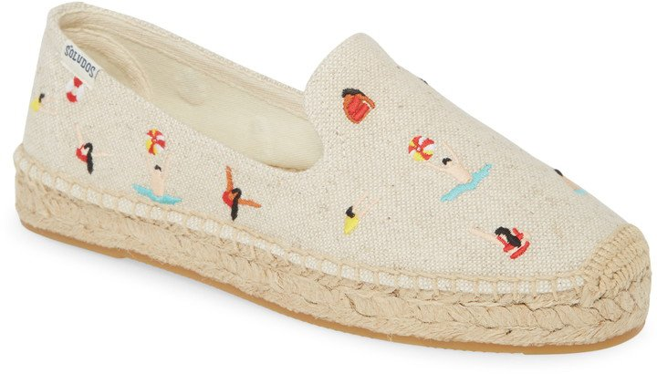 Swimmers Espadrille Slip-On