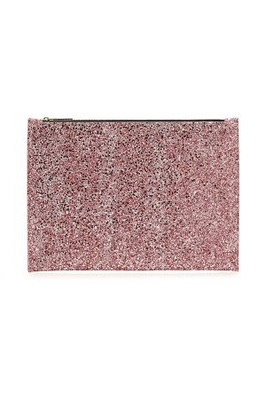 Large Glitter Pouch Gr. One Size