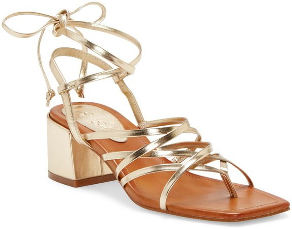 Ivelle Block Heel Sandal