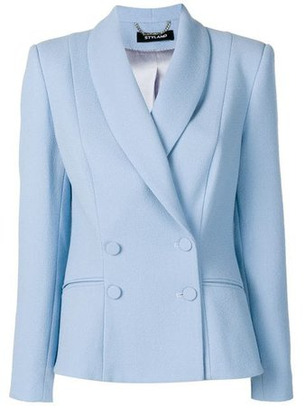 Styland Double Breasted Blazer - Farfetch